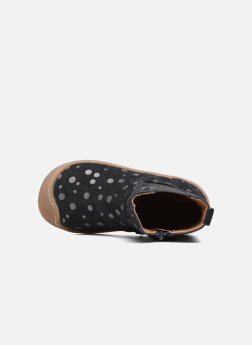Bottines et boots Bisgaard Christa Bleu vue gauche