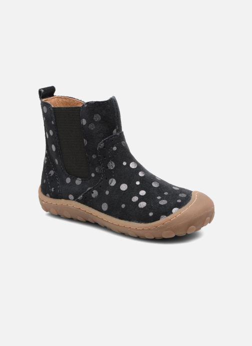 Bottines et boots Bisgaard Christa Bleu vue détail/paire