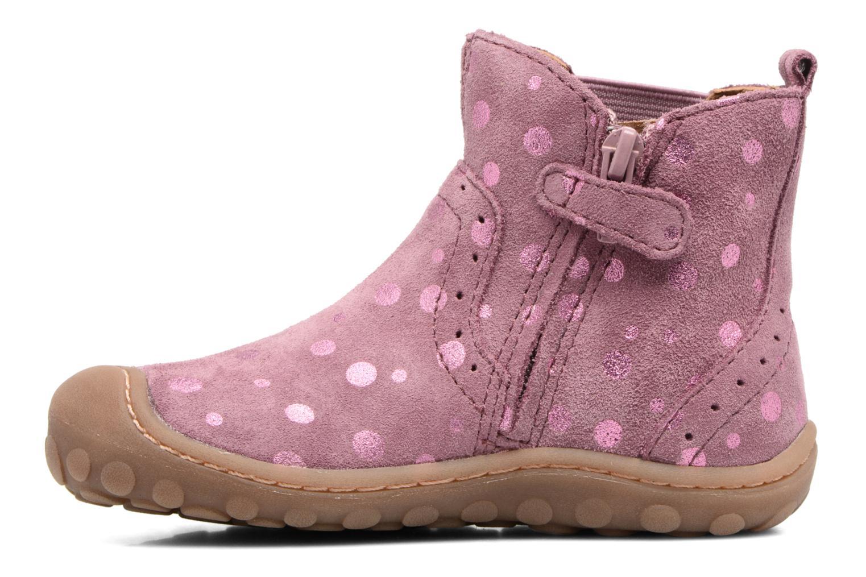 Bottines et boots Bisgaard Christa Rose vue face