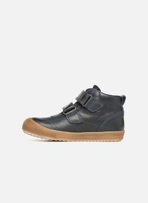 Trainers Bisgaard Addy Blue front view