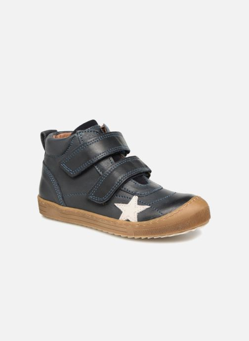Sneakers Bisgaard Addy Blauw detail