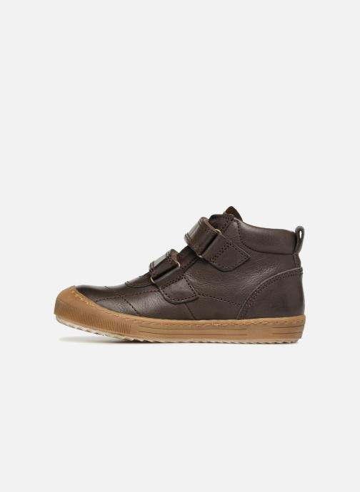 Sneakers Bisgaard Addy Bruin voorkant