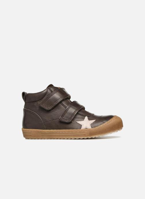 Sneakers Bisgaard Addy Bruin achterkant
