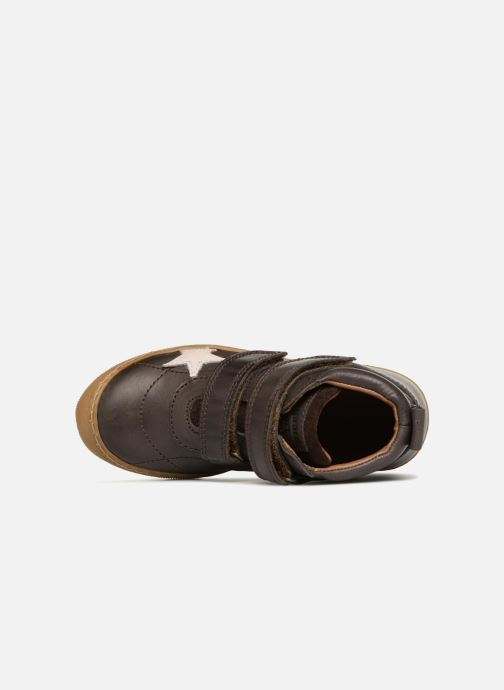 Sneakers Bisgaard Addy Bruin links