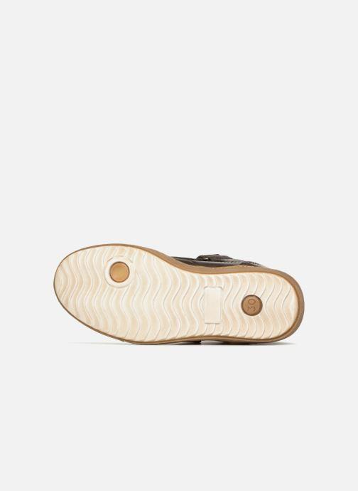 Sneakers Bisgaard Addy Bruin boven