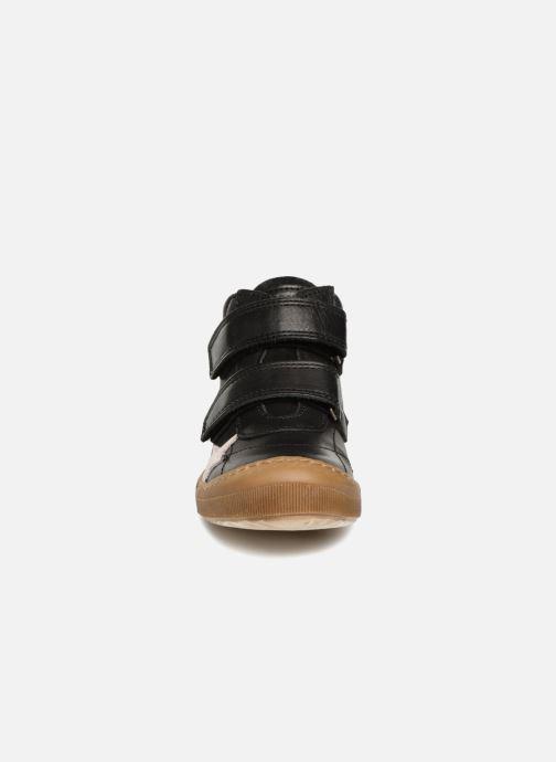 Baskets Bisgaard Addy Noir vue portées chaussures