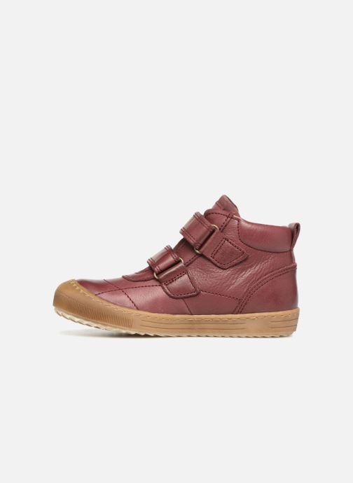 Sneakers Bisgaard Addy Bordeaux voorkant
