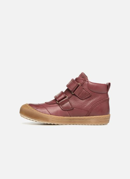 Trainers Bisgaard Addy Burgundy front view