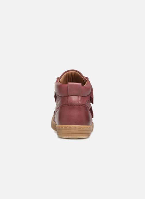 Sneakers Bisgaard Addy Bordeaux rechts