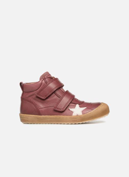 Sneakers Bisgaard Addy Bordeaux achterkant