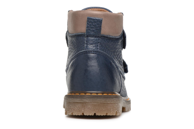 Bottines et boots Bisgaard Marthin Bleu vue droite