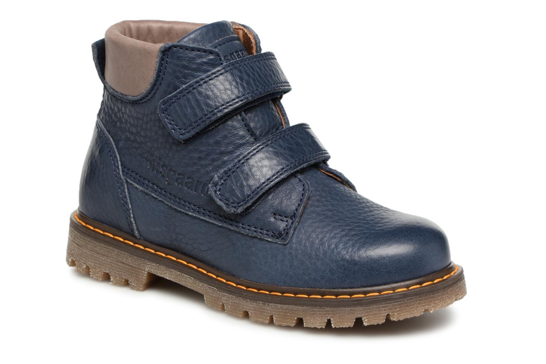 Bottines et boots Bisgaard Marthin Bleu vue détail/paire