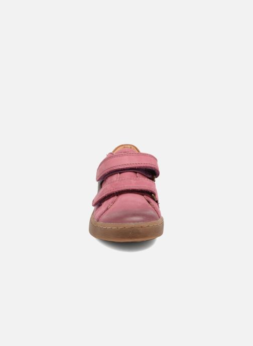 Baskets Bisgaard Christen Rose vue portées chaussures
