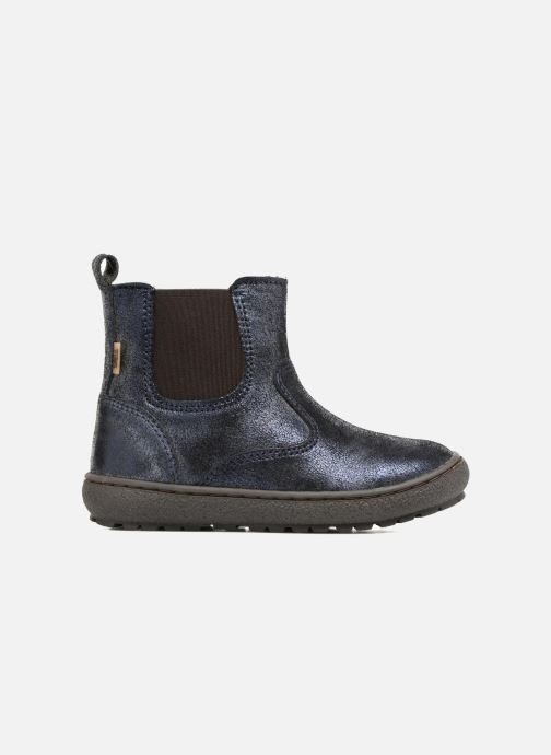Ankle boots Bisgaard Ebba-Tex Blue back view