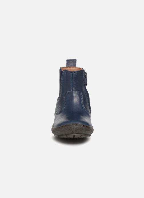 Boots en enkellaarsjes Bisgaard Ebba-Tex Blauw model