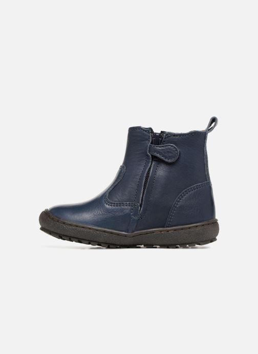 Boots en enkellaarsjes Bisgaard Ebba-Tex Blauw voorkant