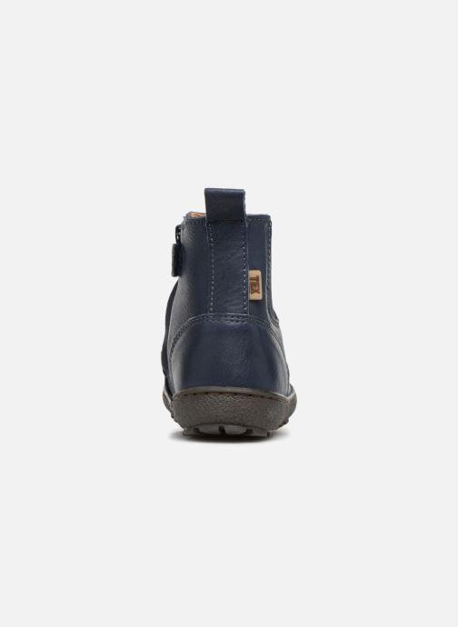Boots en enkellaarsjes Bisgaard Ebba-Tex Blauw rechts