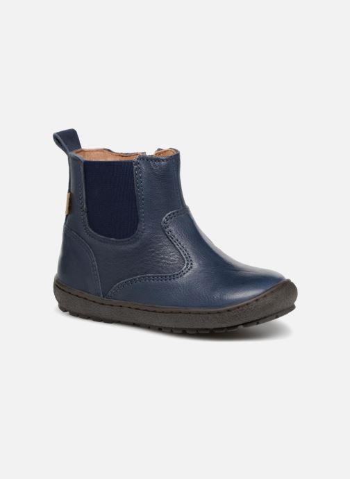Boots en enkellaarsjes Bisgaard Ebba-Tex Blauw detail