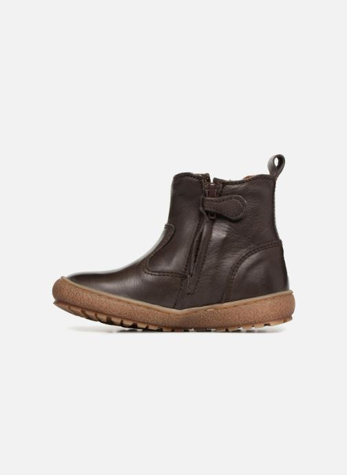 Bottines et boots Bisgaard Ebba-Tex Marron vue face