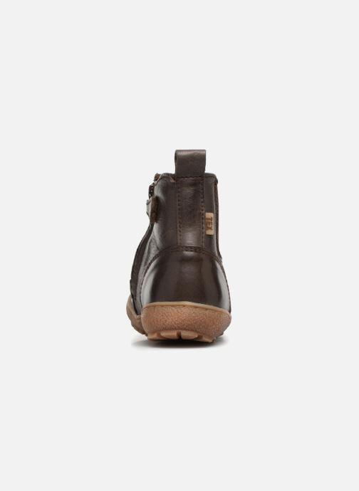 Bottines et boots Bisgaard Ebba-Tex Marron vue droite