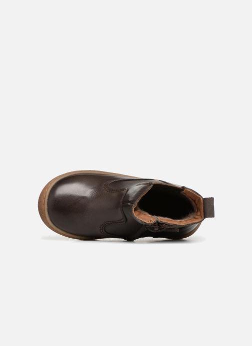 Bottines et boots Bisgaard Ebba-Tex Marron vue gauche