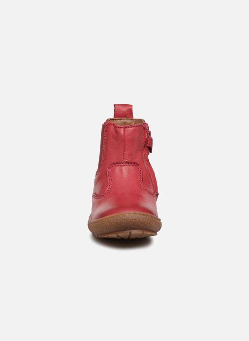 Bottines et boots Bisgaard Ebba-Tex Rose vue portées chaussures