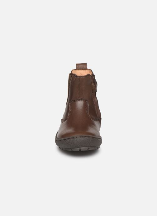 Bottines et boots Bisgaard Ebba-Tex Marron vue portées chaussures