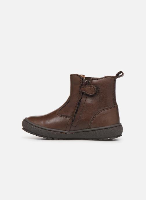 Boots en enkellaarsjes Bisgaard Ebba-Tex Bruin voorkant