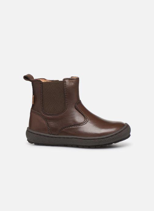 Boots en enkellaarsjes Bisgaard Ebba-Tex Bruin achterkant
