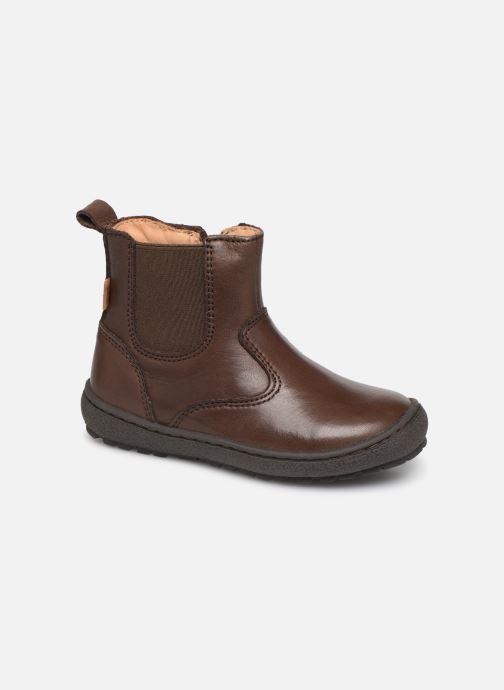 Boots en enkellaarsjes Bisgaard Ebba-Tex Bruin detail