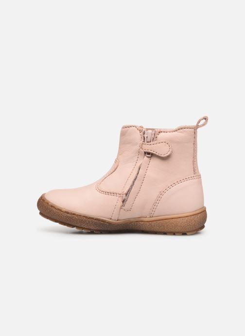 Boots en enkellaarsjes Bisgaard Ebba-Tex Beige voorkant