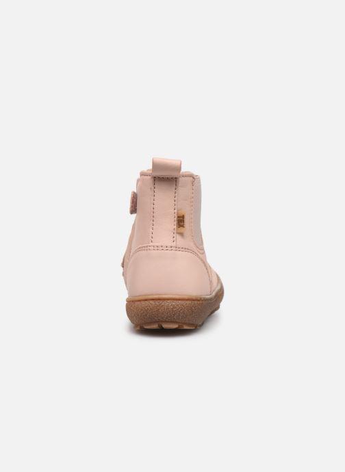 Boots en enkellaarsjes Bisgaard Ebba-Tex Beige rechts