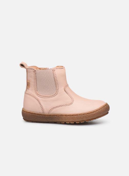 Boots en enkellaarsjes Bisgaard Ebba-Tex Beige achterkant