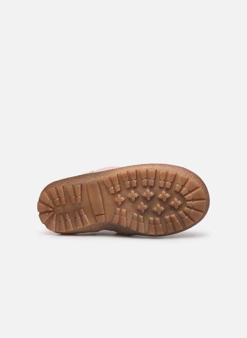 Boots en enkellaarsjes Bisgaard Ebba-Tex Beige boven