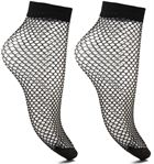 Chaussettes et collants Accessoires Lot de 2 chaussettes Résilles Femme