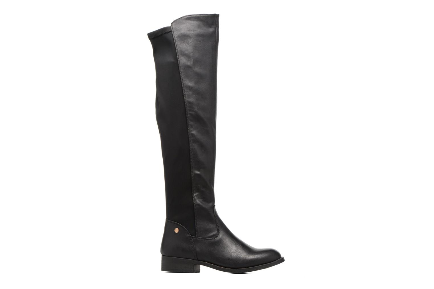 Boots & wellies Xti Dayal Black back view