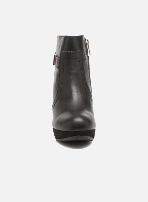 Bottines et boots Xti Vielise Noir vue portées chaussures