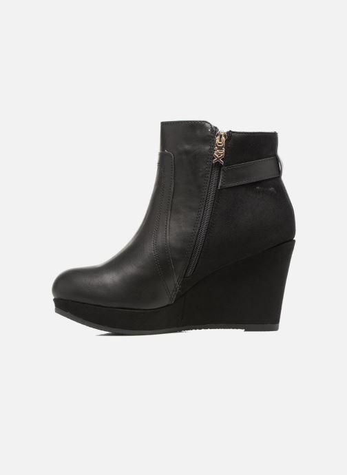 Bottines et boots Xti Vielise Noir vue face