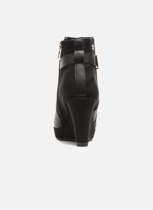 Bottines et boots Xti Vielise Noir vue droite