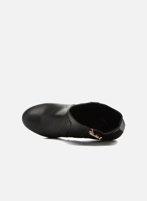 Bottines et boots Xti Vielise Noir vue gauche