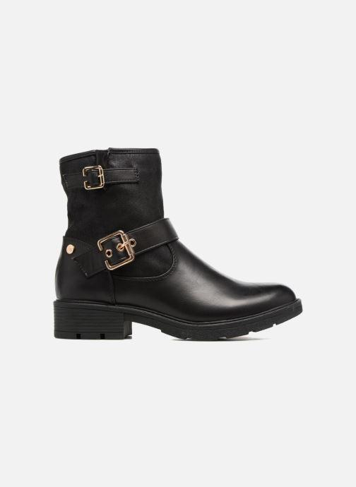 Bottines et boots Xti Come Noir vue derrière