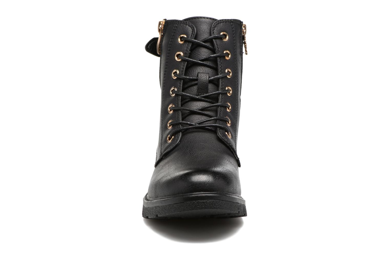 Boots en enkellaarsjes Xti Woha Zwart model