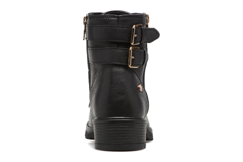 Boots en enkellaarsjes Xti Woha Zwart rechts