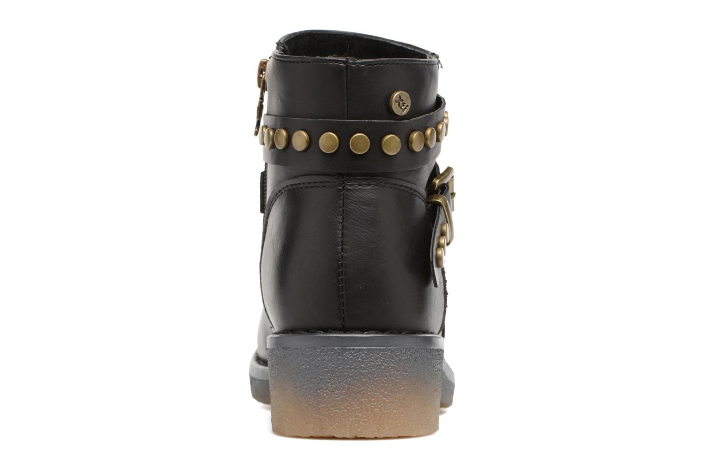 Boots en enkellaarsjes Xti Teki Zwart rechts