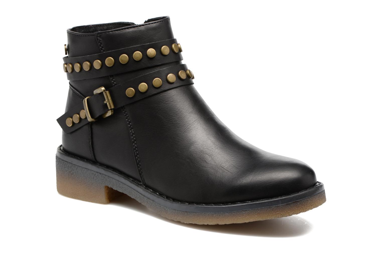 Boots en enkellaarsjes Xti Teki Zwart detail