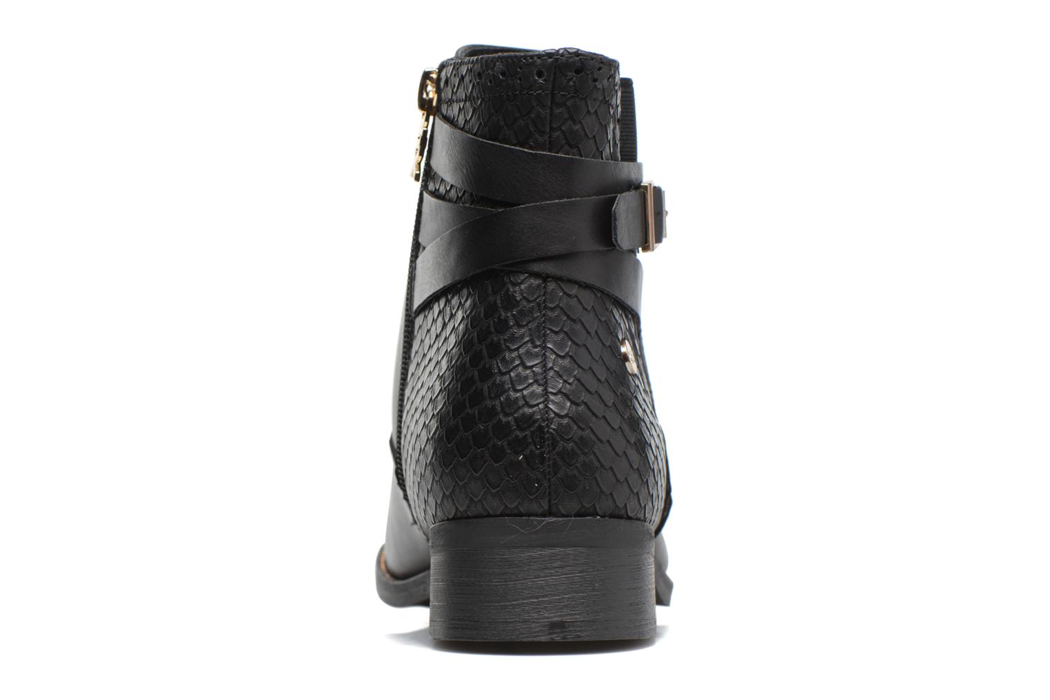 Ankle boots Xti Ggive Black view from the right