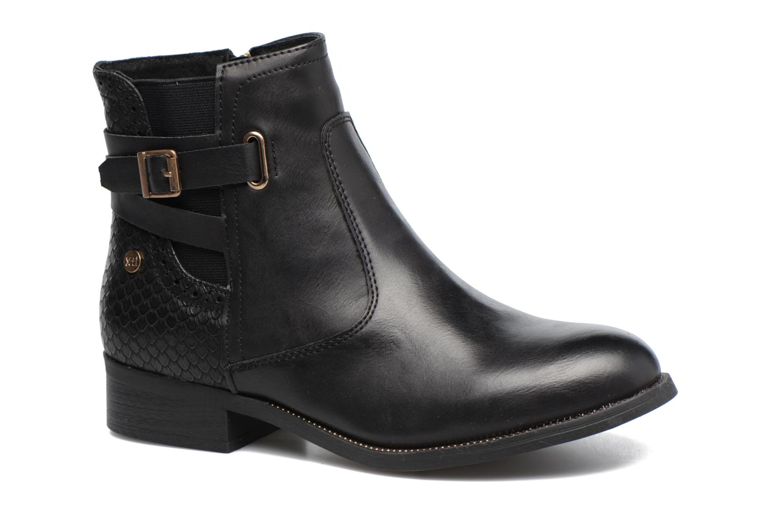 Ankle boots Xti Ggive Black detailed view/ Pair view