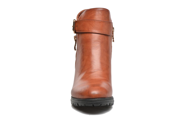 Bottines et boots Xti Oydi Marron vue portées chaussures