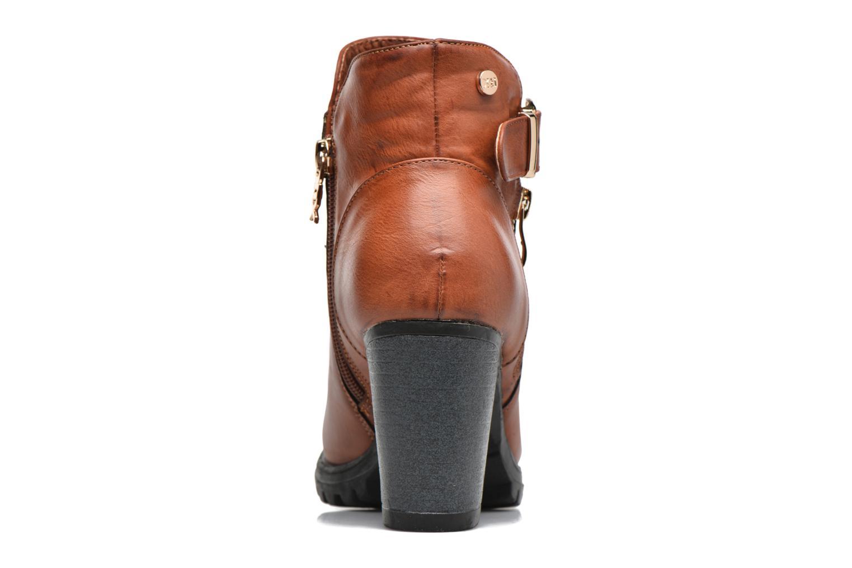Bottines et boots Xti Oydi Marron vue droite