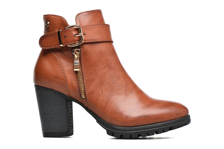 Bottines et boots Xti Oydi Marron vue derrière